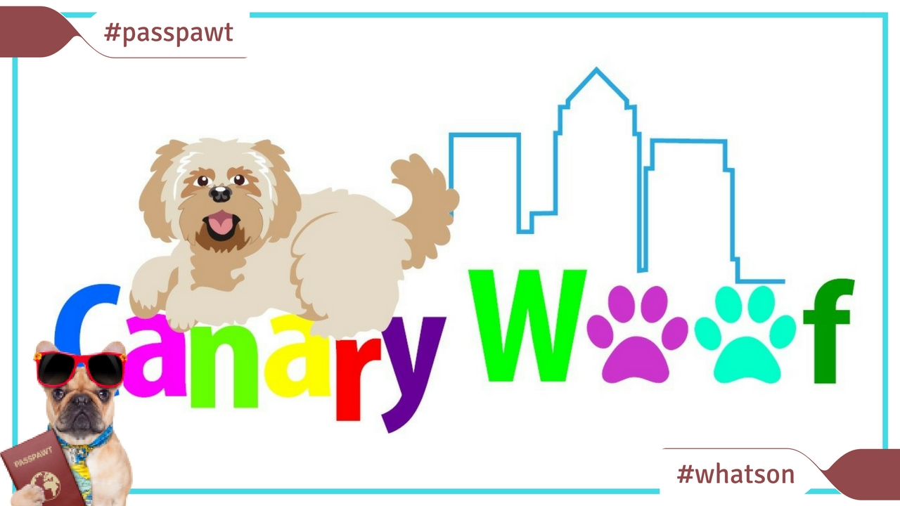 What's On In Dogland – News –  Canary Woof Dog Show