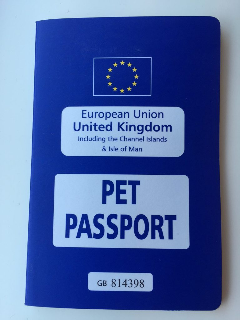Ultimate guide to pet passports