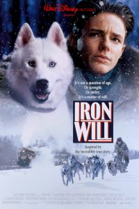 Iron Will dog film - Old dog movies