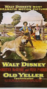 Old Yeller - Old dog movies