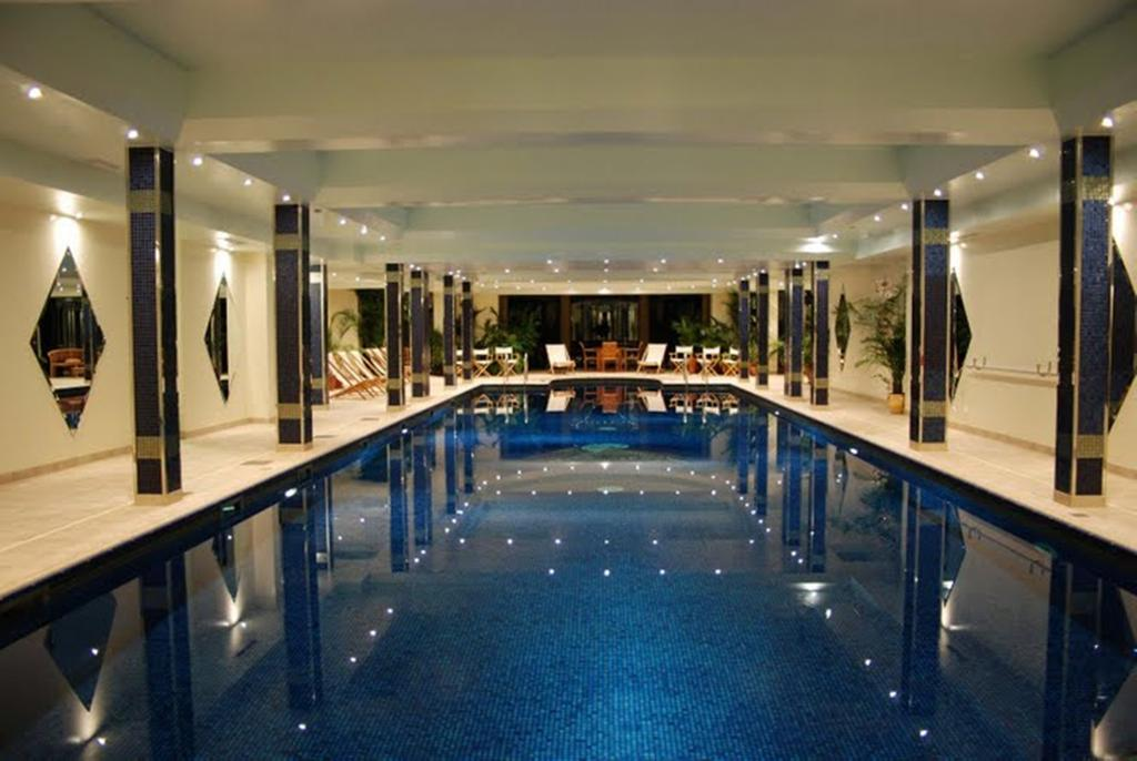 Swimming Pool at Bovey Castle