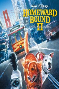 Homeward Bound - Old dog movies