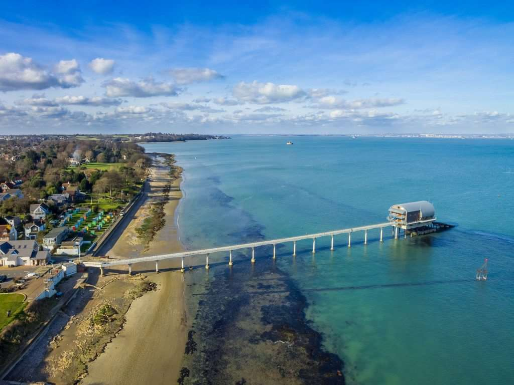 Pet friendly holidays on the Isle of Wight