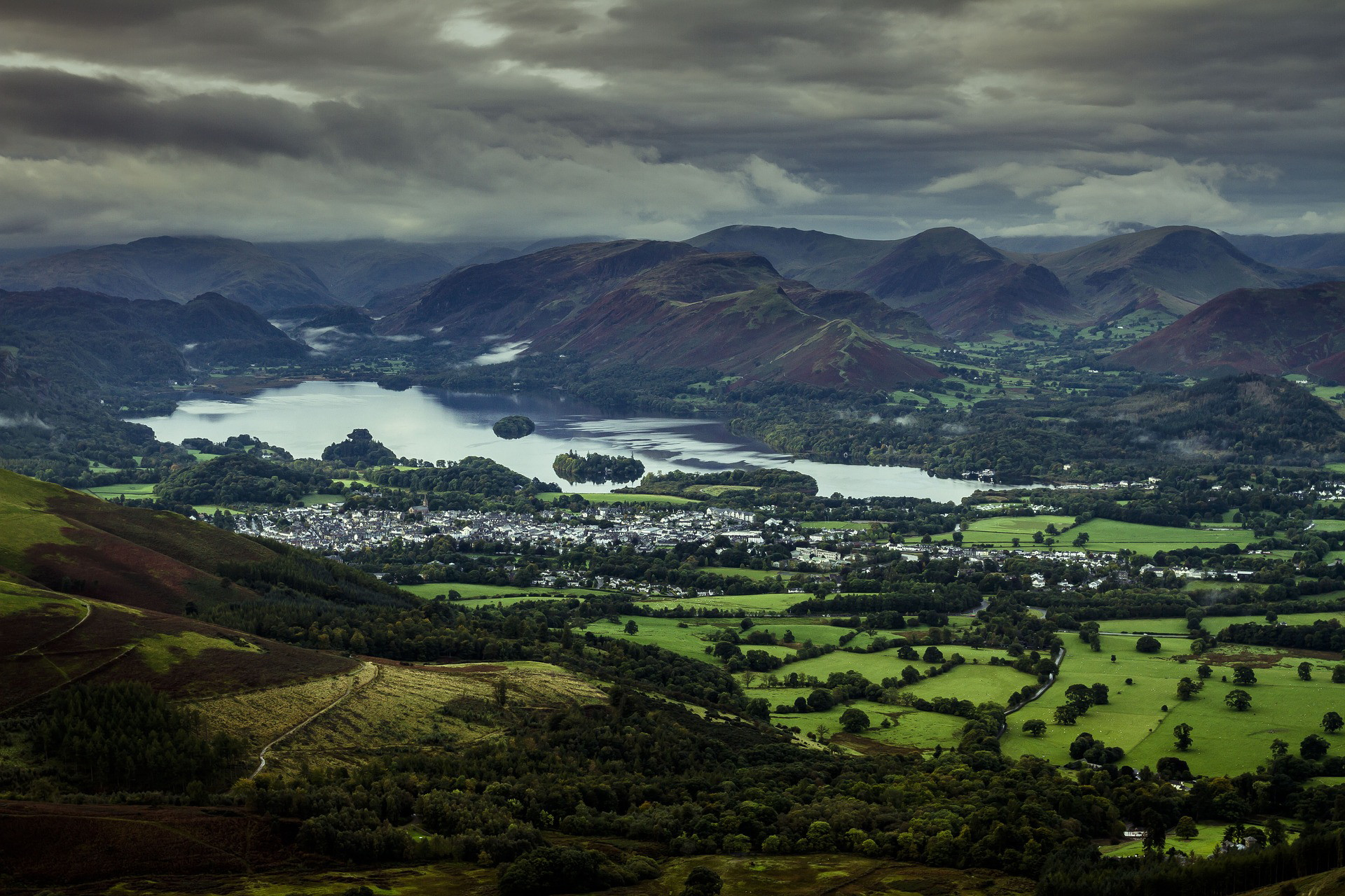 Pet friendly holidays in the Lake District